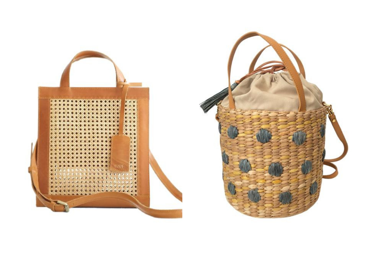 Basket bags that bring on eternal summer style: here's where to shop them from Singapore