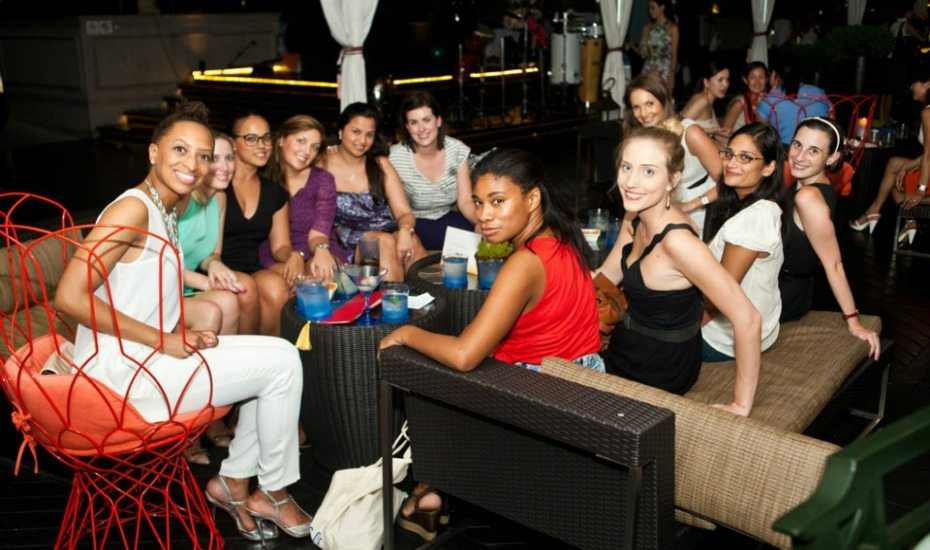 Ladies' Night in Singapore | Free flow Champagne, cocktails and 1-for-1s