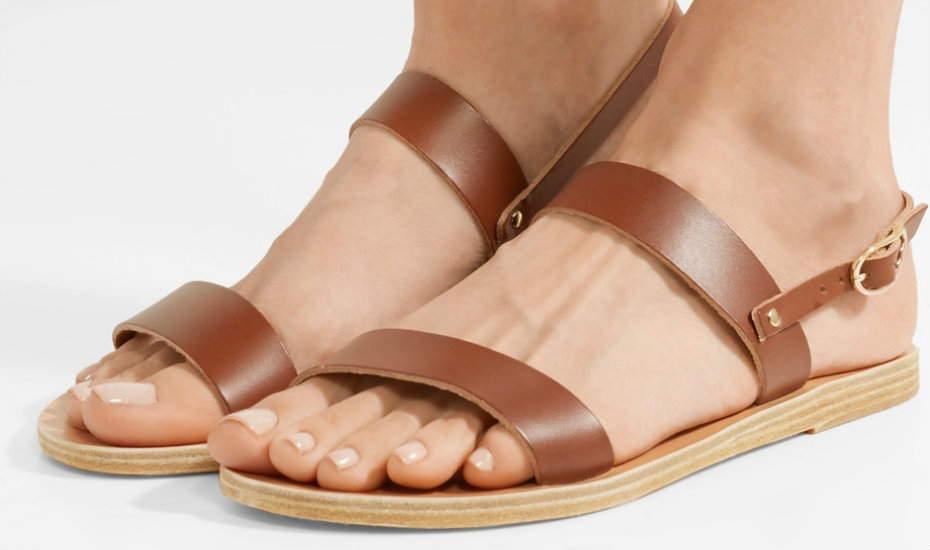 cc7c4a725bfd Photography  Courtesy of Net-A-Porter featuring Ancient Greek Sandals