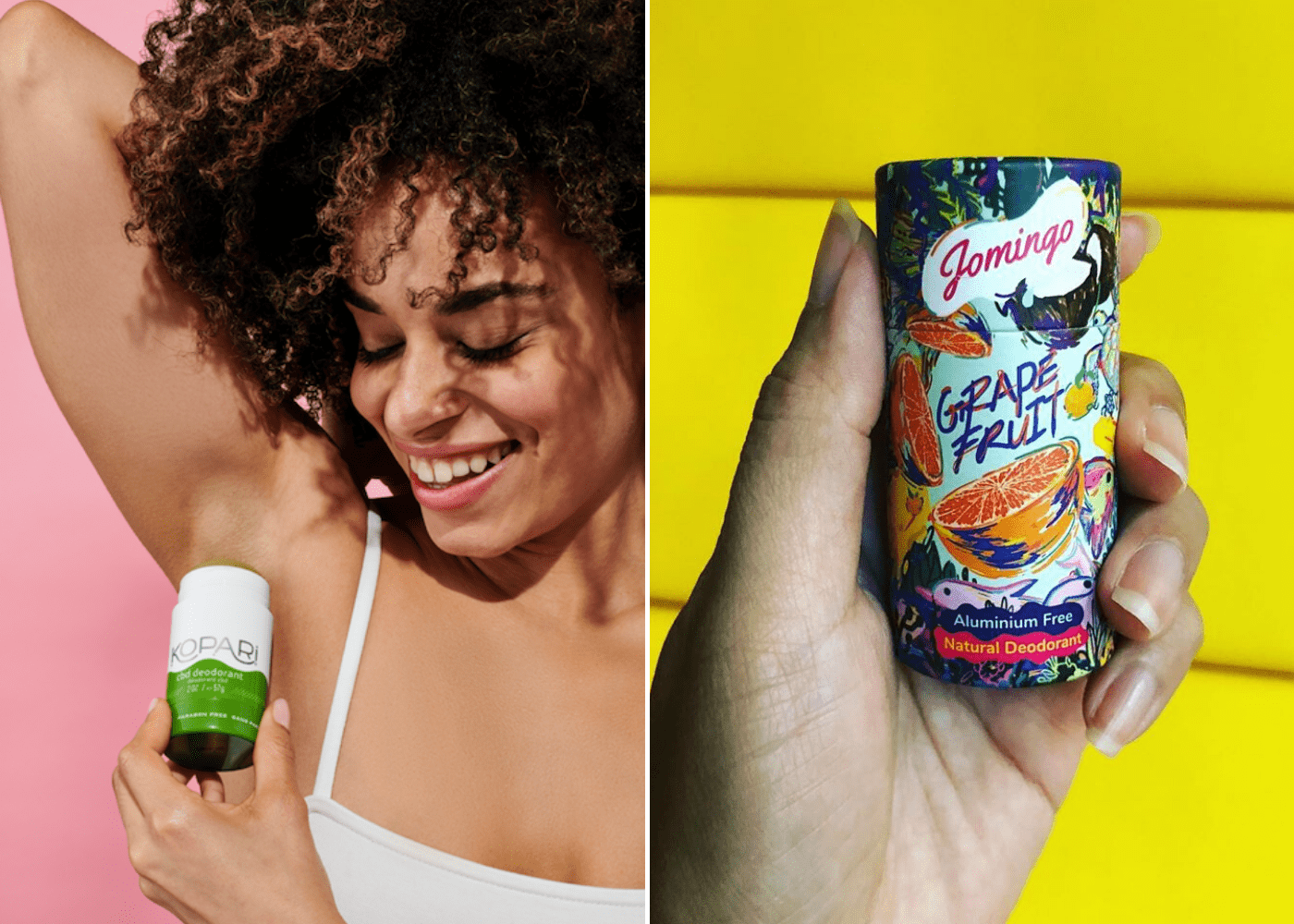 Organic and natural deodorants that work best in sweaty Singapore