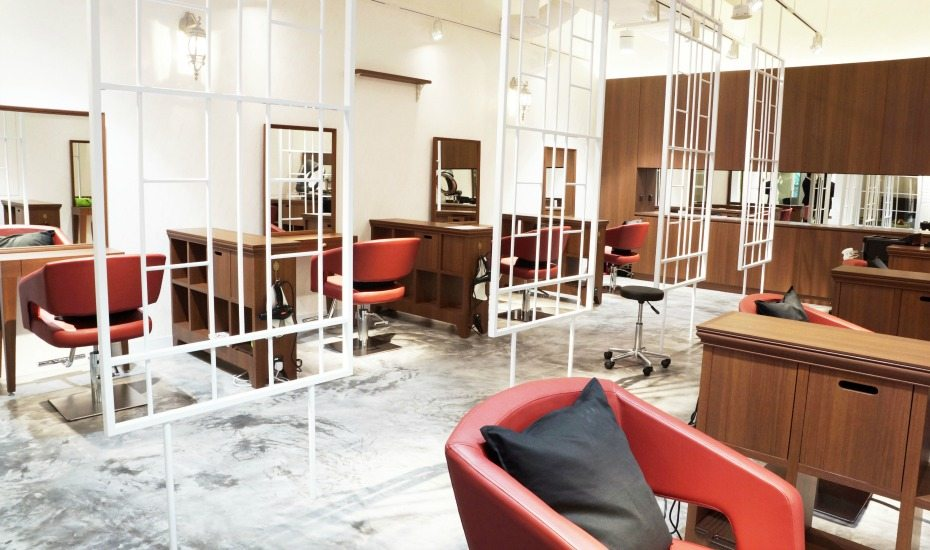 Salons in Singapore: Michaela