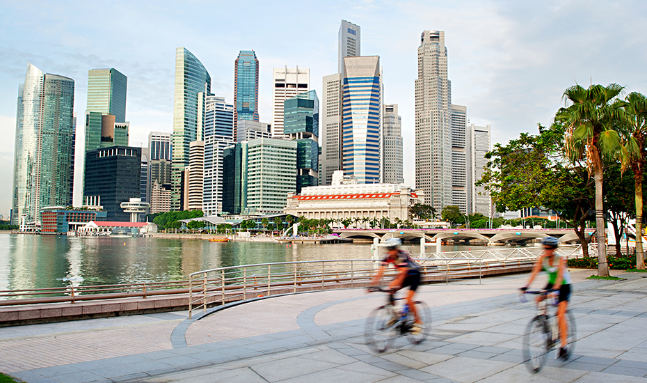 East Coast Park to Pulau Ubin: Best cycling routes in Singapore