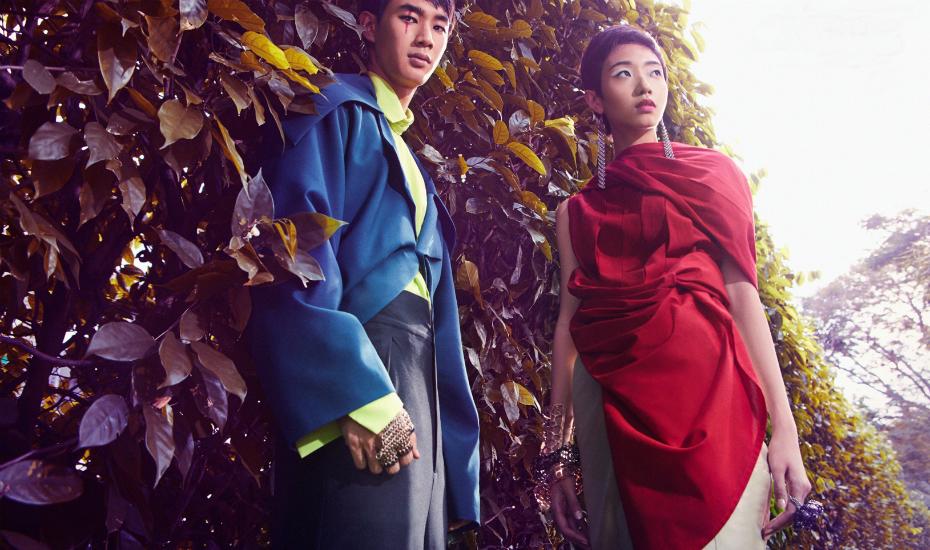 Singapore style: We celebrate Singapore fashion talent at the Singapore Fashion Awards 2017