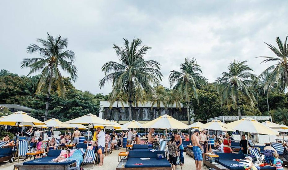 Tanjong Beach Club | Party venues in Singapore for events