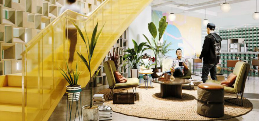 Co-working spaces for in Singapore for freelancers and start-ups in Singapore