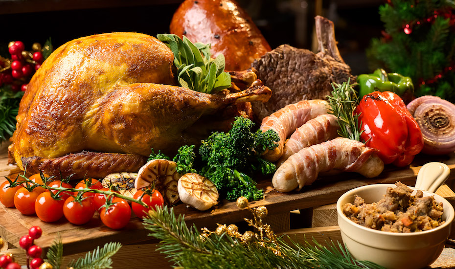 Singapore's best Christmas buffets: Tropical Festive Delights at 10 at Claymore