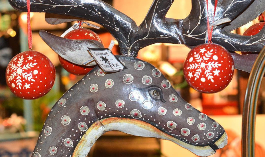 Where to get Christmas decorations in Singapore: Singapore Trading Post