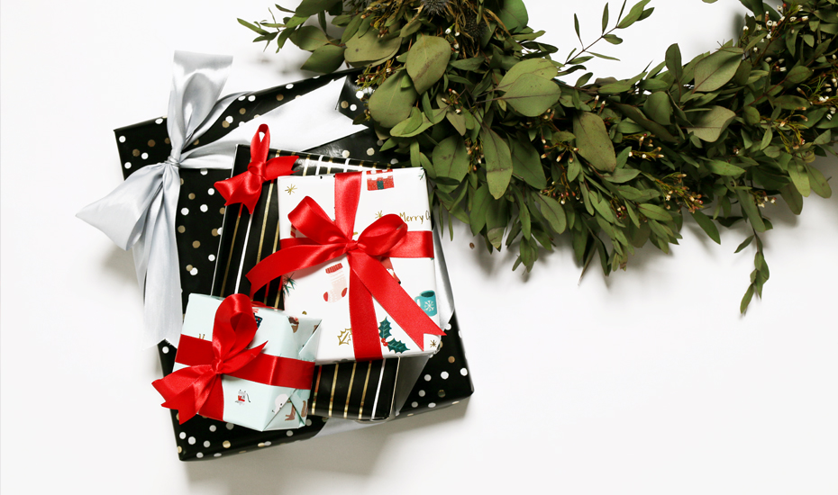 christmas-gifts-wrapping-paper-Photography: Darissa Lee for Honeycombers