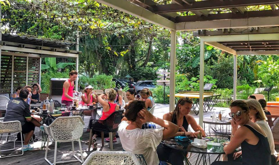 Sustainable dining in Singapore: Farm-to-table restaurants, edible gardens and more