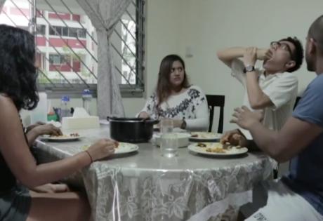 Preetipls video clapback to CNA Insider social experiment Honeycombers Singapore