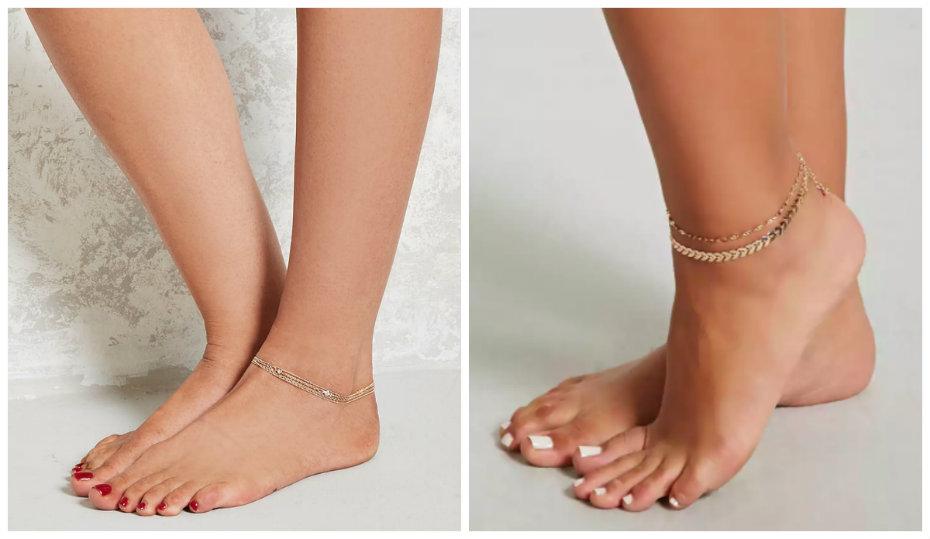 anklets-forever-21