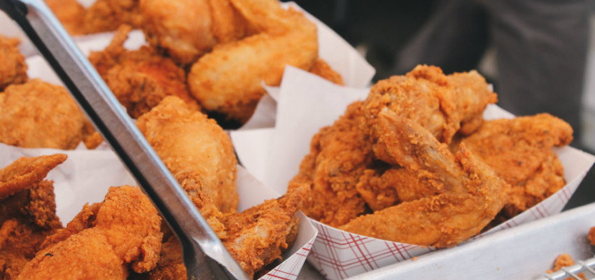 Best fried chicken in Singapore