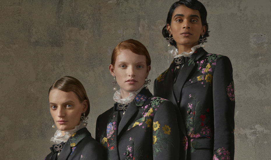 Erdem for H&M and the fashion collaborations we're loving right now in Singapore. (Photography: Courtesy of H&M)