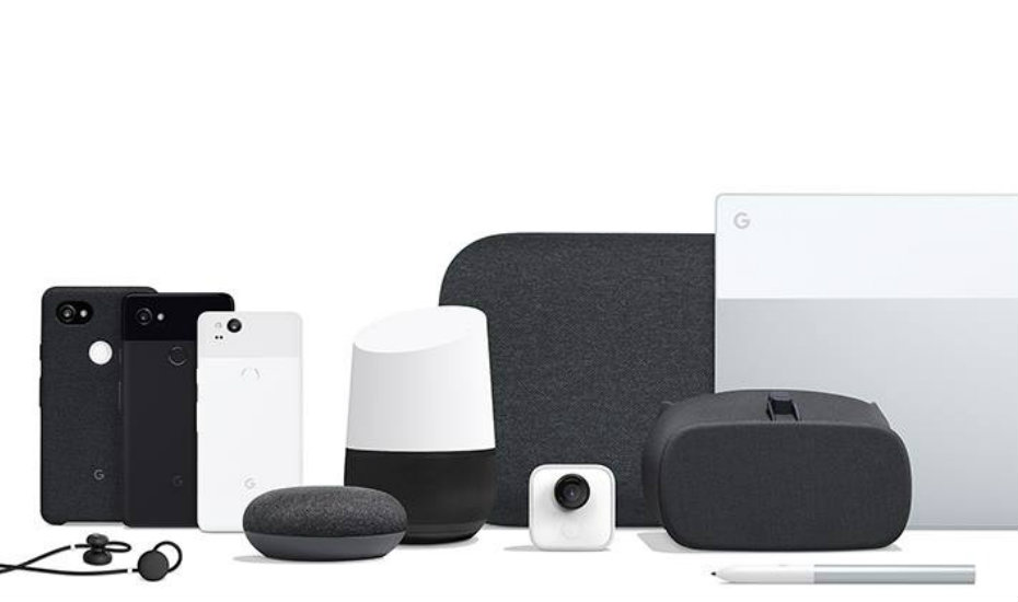 Google also came up with a range of #madebygoogle products.