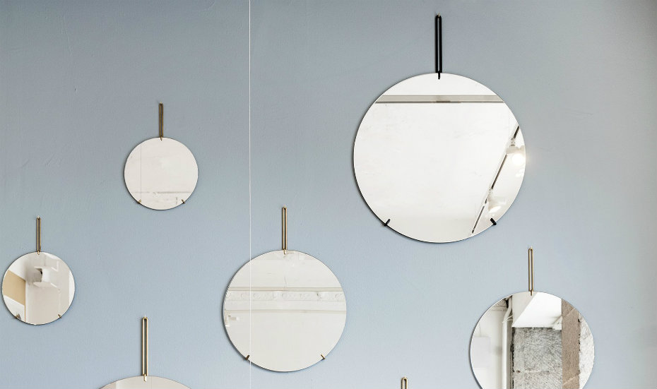 Home decor in Singapore: Shop these cool wall mirrors (Photography: Courtesy of Maissone)