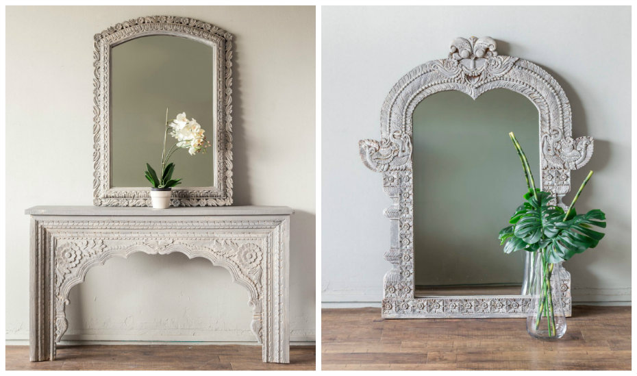 Home decor in Singapore: Shop these cool wall mirrors (Photography: Artful House via Facebook)