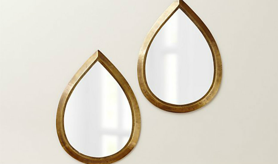 Home decor in Singapore: Shop these cool wall mirrors (Photography: Courtesy of Crate & Barrel)
