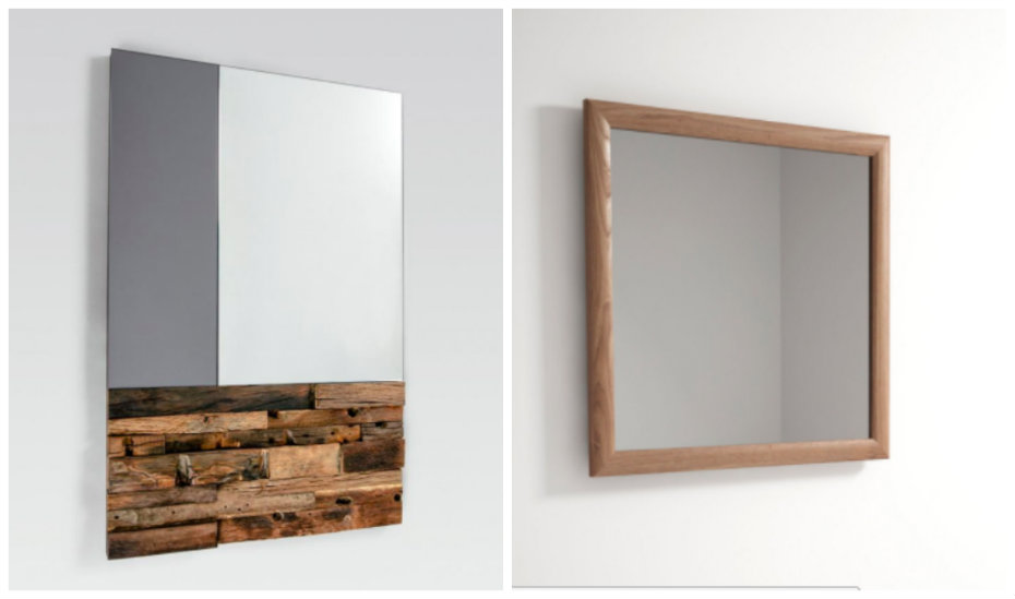 Home decor in Singapore: Shop these cool wall mirrors (Photography: Courtesy of Naiise)