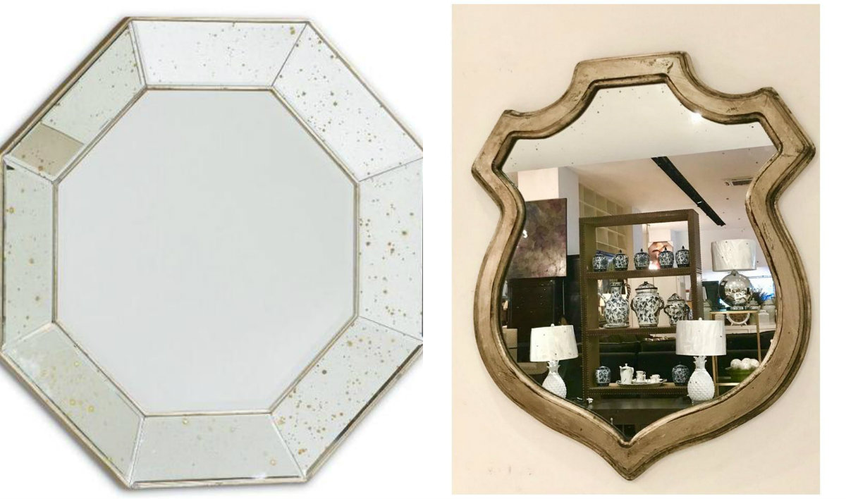 Home decor in Singapore: Shop these cool wall mirrors (Photography: Courtesy of Taylor B.)