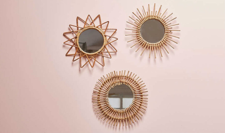 Home decor in Singapore: Shop these cool wall mirrors