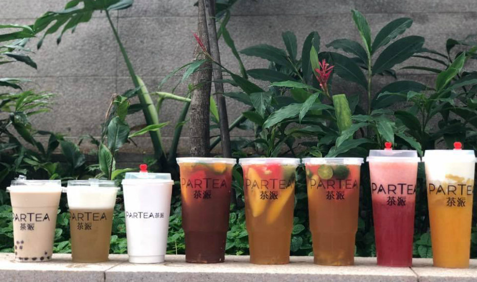Bubble tea in Singapore