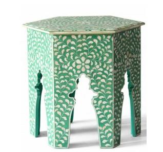 Arborra Green end table