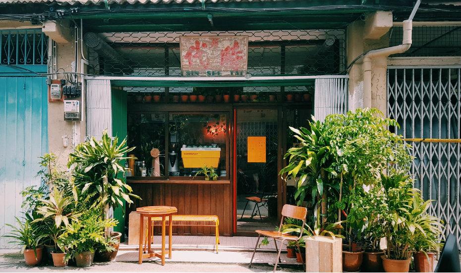 Coffee in Malacca