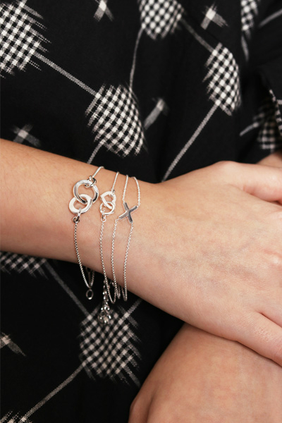 SEE PHOTOS: Affordable bracelet bling for your workwear outfits