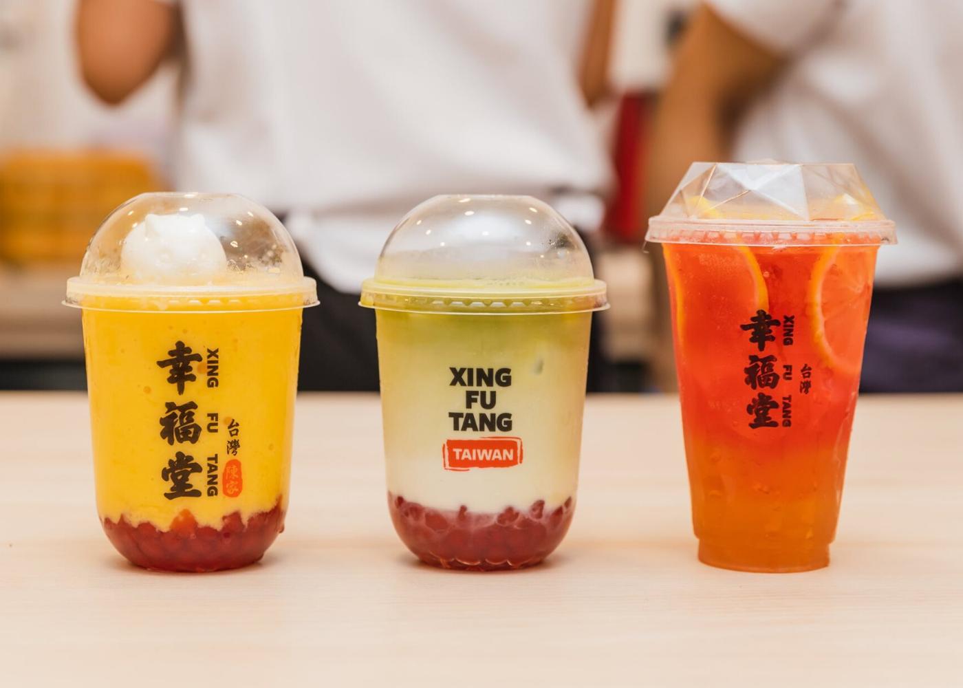 xing fu tang bubble tea