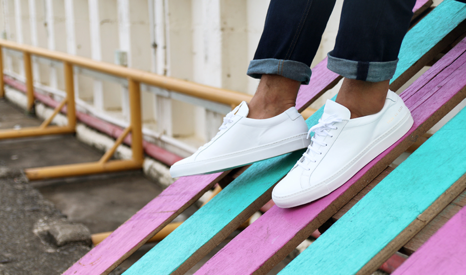 From Converse to Common Projects: best white sneakers for everyday