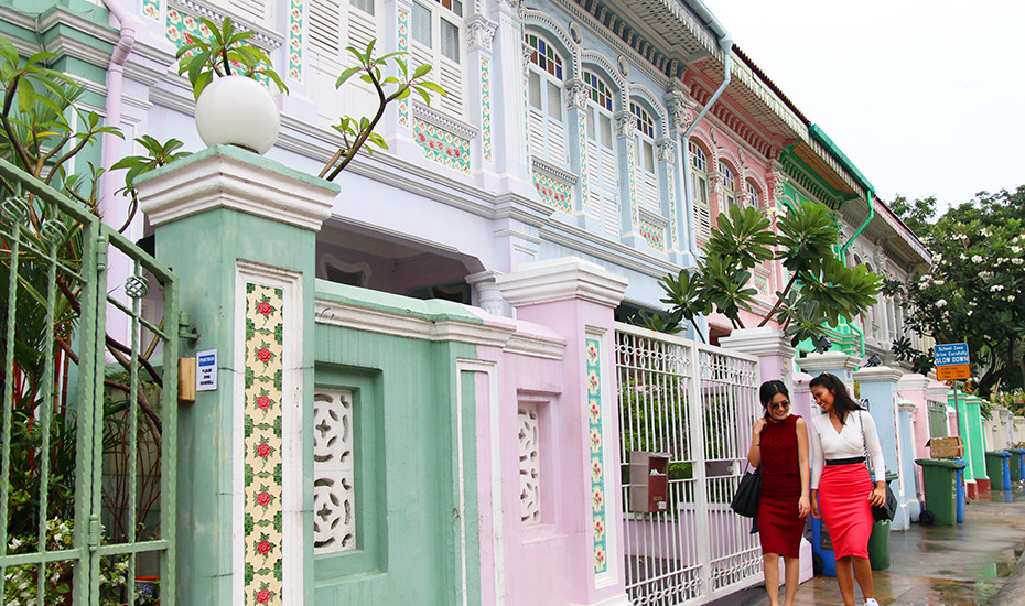 Living in Singapore: Here's our guide to the city's best and alternative neighbourhoods