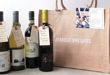 Brown bag Wines | Wine delivery services