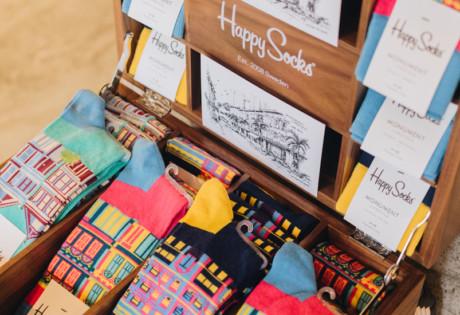 Happy Socks Monument Lifestyle gift ideas under $30 Honeycombers Singapore