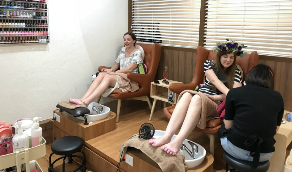 Neat Salon Tiong Bahru review Honeycombers Singapore