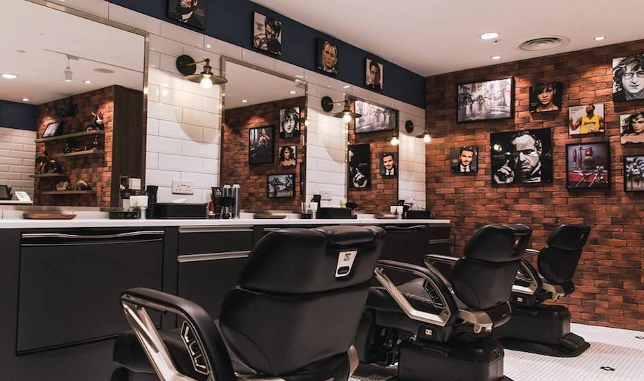 Haircut at a vintage barber in Singapore | Barbershops in Singapore | LA Barbershops