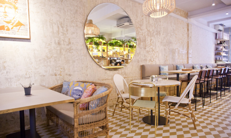 Honeycombers Hot New Tables: best restaurants now open in Singapore Dec 2017 edition