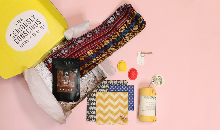Sonder Social is Asia's first ethical subscription box, and it's a gorgeous gift