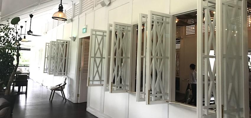 The Summerhouse restaurant Honeycombers Singapore photography Selina Altomonte