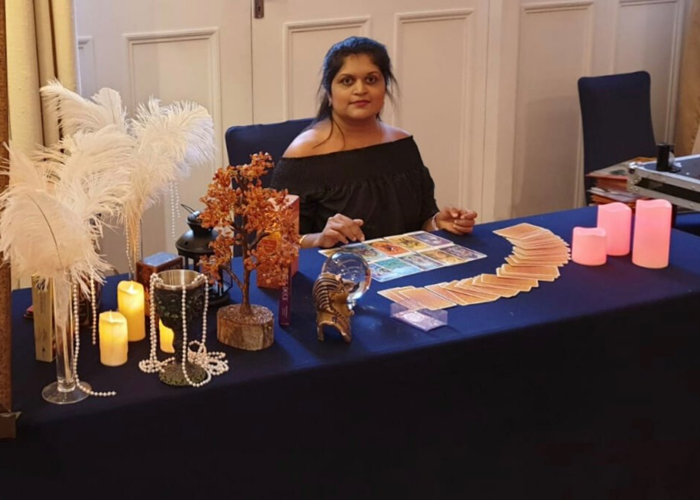 Tara Light Within | Mamatha Ramachandra | Fortune tellers and tarot readers in Singapore