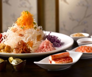 Chinese New Year Dining at Cherry Garden, Mandarin Oriental Singapore