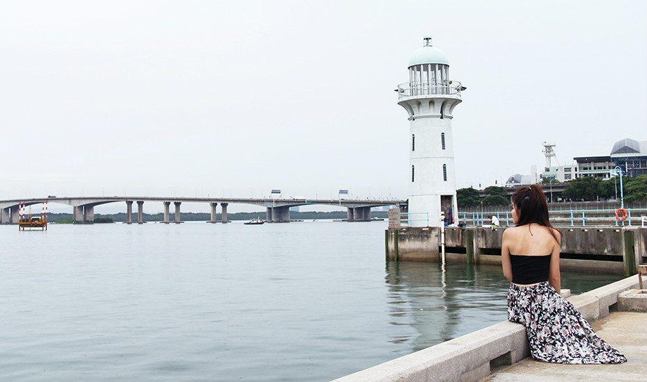 Raffles Marina, Singapore