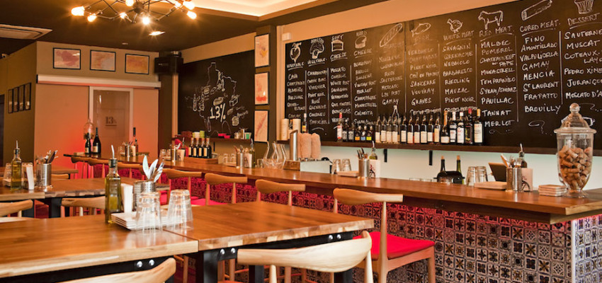 13 Gastro Wine bar opens on Telok Ayer st Honeycombers Singapore