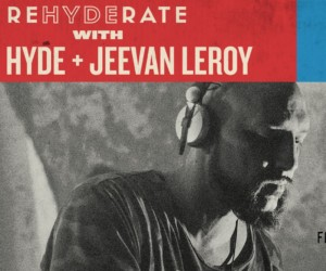Rehyderate with Jeck Hyde & Jeevan Leroy Kilo lounge honeycombers singapore