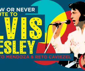 It's Now or Never – A Tribute to Elvis Presley Honeycombers Singapore