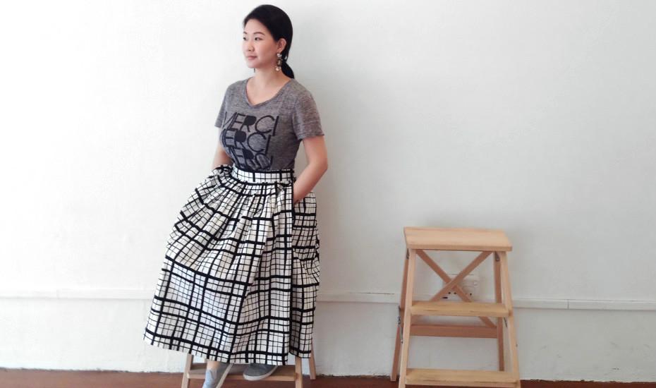 Alli Sim of Mmerci Encore | Singapore beauty brand entrepreneur