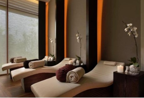 Auriga Spa at Capella Singapore