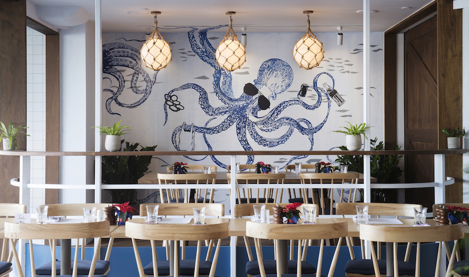 Soft-shell crab eggs benedict and Pimm's: Bayswater Kitchen's seafood Sunday brunch