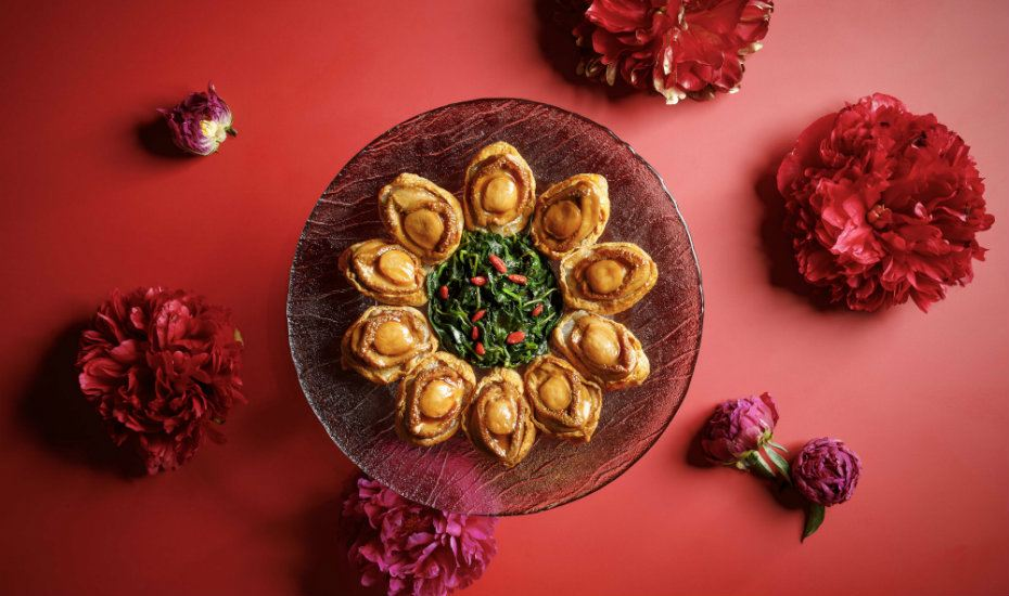 Chinese New Year menus and feasts