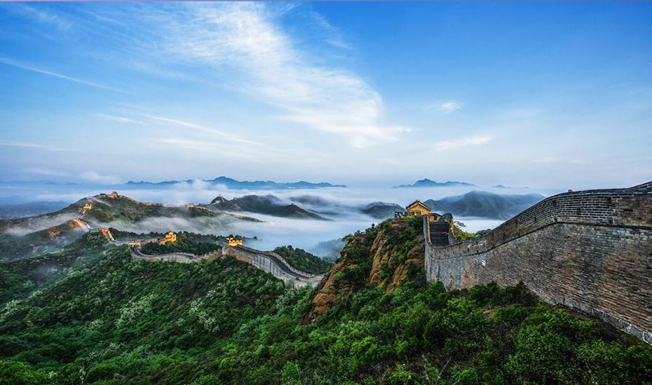 Great Wall Festival: an epic music festival at The Great Wall of China 2018