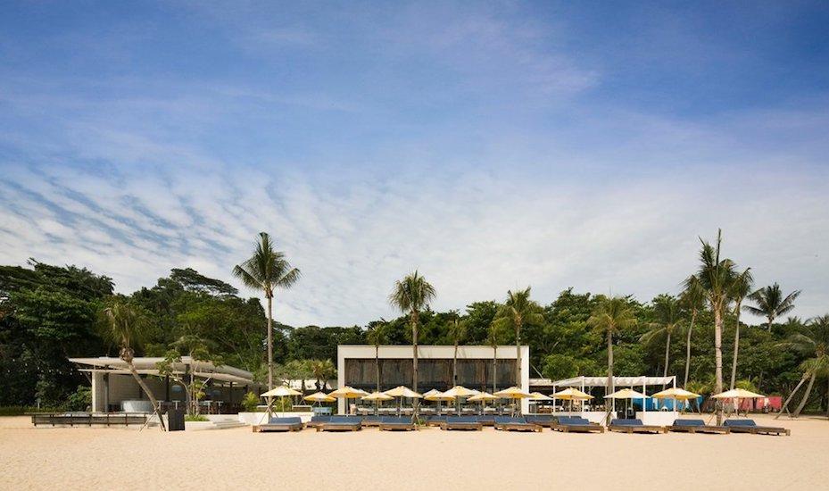 Tanjong Beach Club Honeycombers Singapore